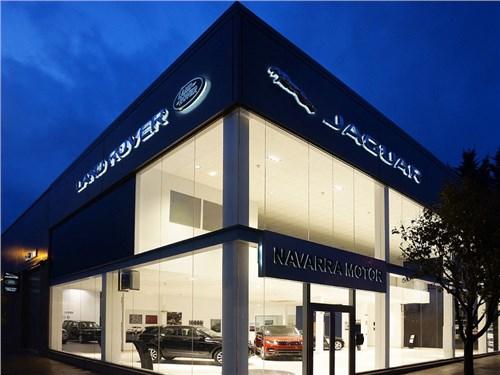 Российские Jaguar Land Rover сократились на 3,7 процента