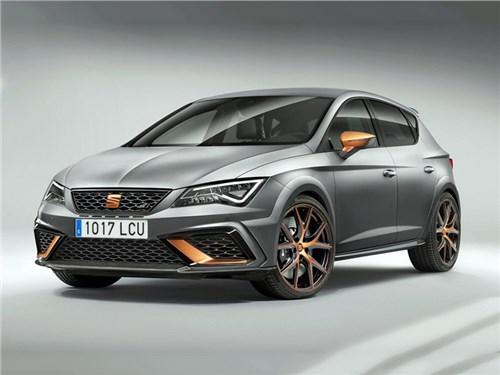 Новость про SEAT Leon Cupra - Seat Leon Cupra R