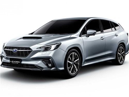 Subaru показала прототип нового универсала