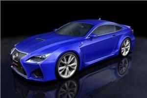 Новость про Lexus RC F - Опубликован прайс-лист на новое двухдверное купе Lexus RC F для британского рынка