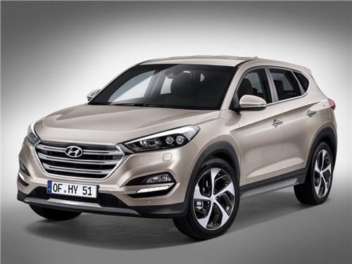 Hyundai начинает серийное производство кроссовера Tucson в России