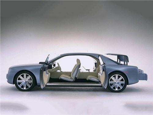Новость про Lincoln - Lincoln Continental