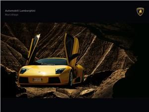 Предпросмотр lamborghini murcielago 2006 имеет гильотинные двери