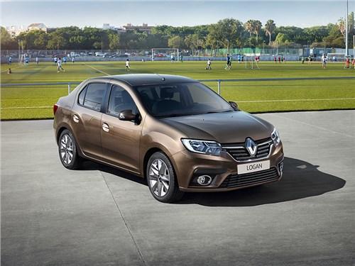 Renault представила обновленные Logan и Sandero