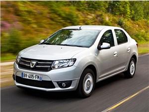 Новый седан Renault Logan появился в Сети