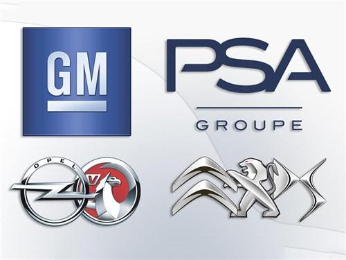 Новость про Opel - PSA, Opel, Vauxhall