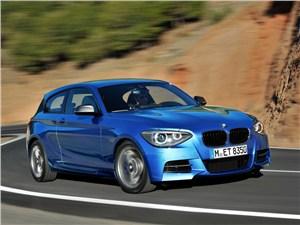 Новость про BMW M1 - BMW M135i 2013 вид спереди
