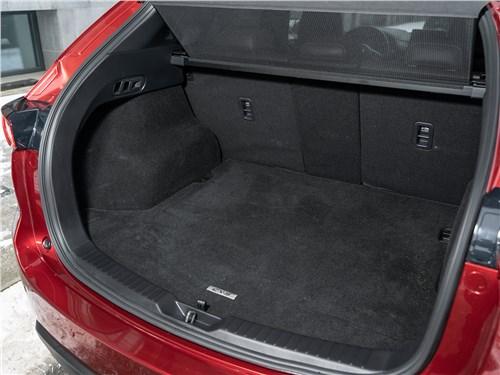 Mazda CX-5 (2021) багажное отделение