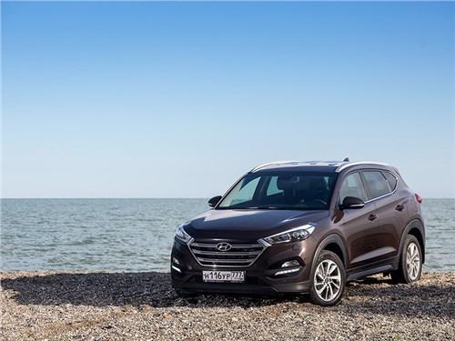 Hyundai Tucson в Росси получил новую базовую версию