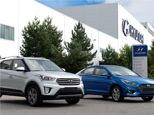 КАМАЗ может стать поставщиком российского завода Hyundai