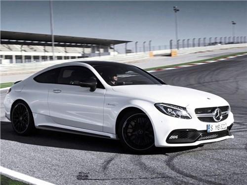 Новость про Mercedes-Benz C-Class AMG - Mercedes-AMG C63 S
