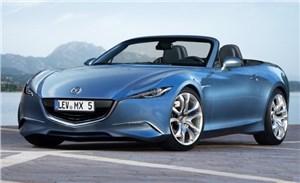 Топ-менеджер компании Mazda рассказал о новом поколении родстера MX-5