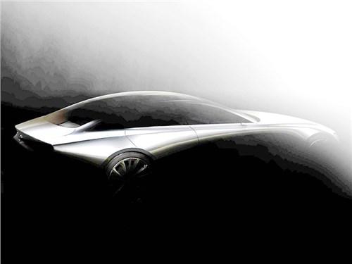 Mazda покажет виденье будущей Mazda6