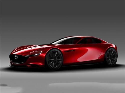 Mazda все же сделает большое купе