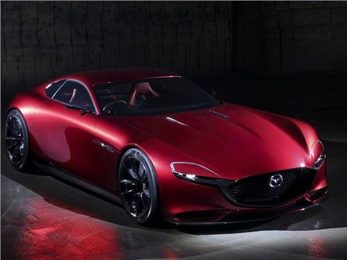 Новость про Mazda - Mazda RX Vision