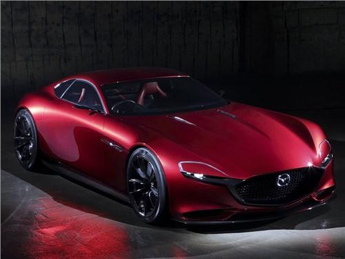 Новый спорткар Mazda не появится в ближайшее время