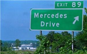Новость про Mercedes-Benz - При создании новых кроссоверов Mercedes-Benz будут применяться новые «легкие» технологии