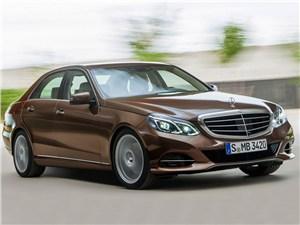 Mercedes-Benz E-Klasse в новом виде