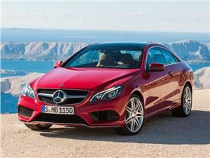 Mercedes представит в Детройте обновленные купе и кабриолет E-Klasse