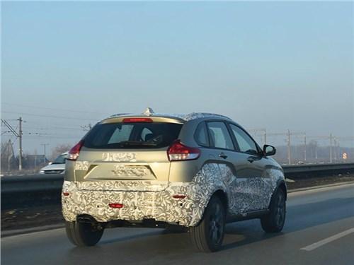 АвтоВАЗ начал тесты Cross-версии хэтчбека XRAY