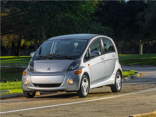 Nissan и Mitsubishi построят бюджетный электрокар