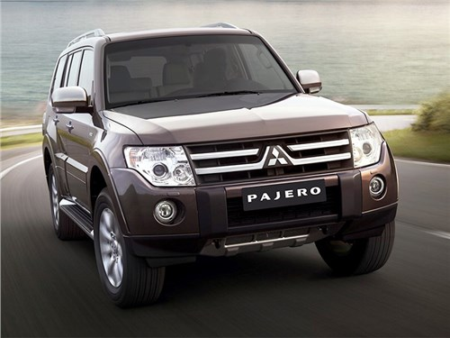 Новость про Mitsubishi Pajero - Mitsubishi Motors попрощается с Pajero особой модификацией
