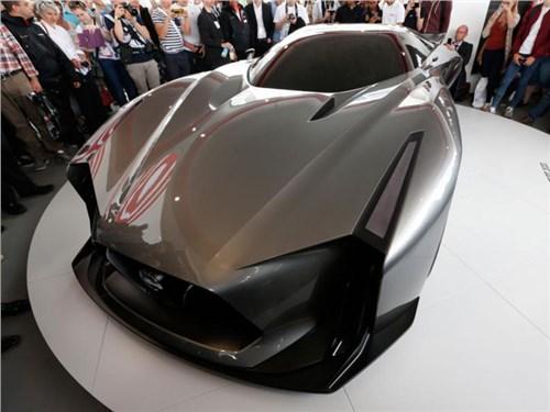 Новость про Nissan GT-R - Новый Nissan GT-R: первые подробности