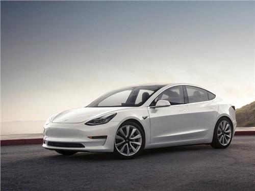 Tesla Model 3 получит «заряженный» вариант