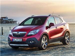 Opel Mokka необычайно популярен в Европе