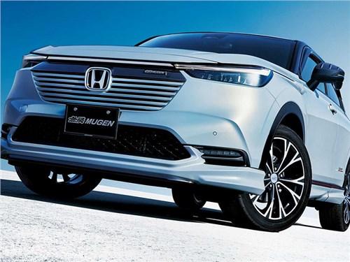 Ателье Mugen прокачало Honda HR-V