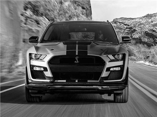 Новость про Ford - Ford выпустит электрический кроссовер с запасом хода 600 км
