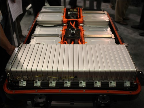 Проблема утилизации аккумуляторов электромобилей может быть решена