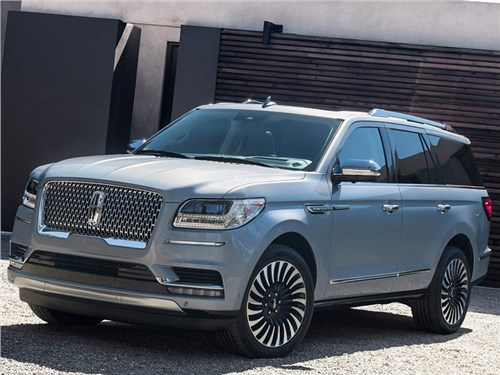 Представлен новый Lincoln Navigator
