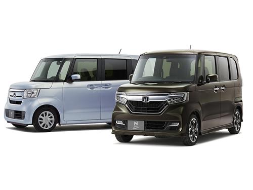 Новость про Honda - Honda N-Box