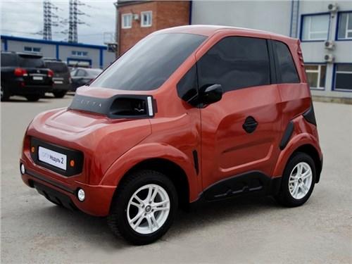 В Тольятти начнется массовый выпуск электромобилей