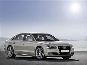 Audi представит новое поколение седана А8 уже в 2015 году