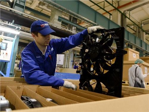 Renault поставила рекорд по экспорту автокомпонентов из России