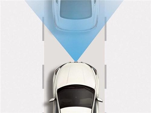 Семь моделей Nissan получат систему экстренного торможения