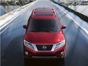Nissan представил серийный кроссовер Pathfinder