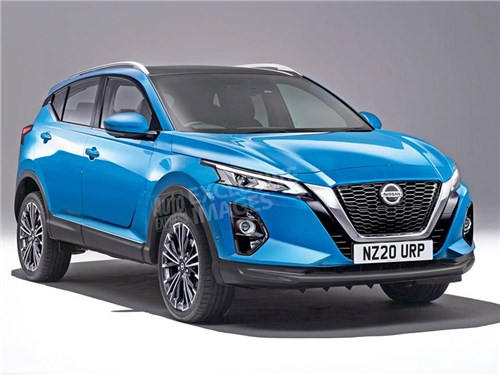 Новый Nissan Qashqai покажут через два года