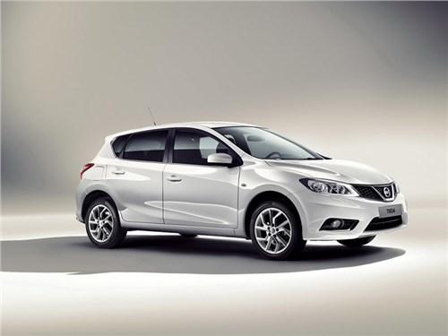 Новость про Nissan - Nissan Tiida
