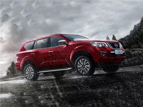 Nissan представил новый большой внедорожник
