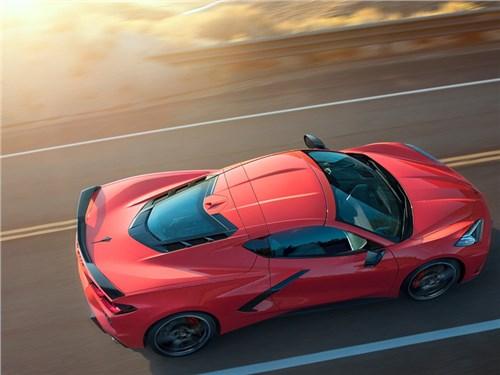 Представлен новый Chevrolet Corvette