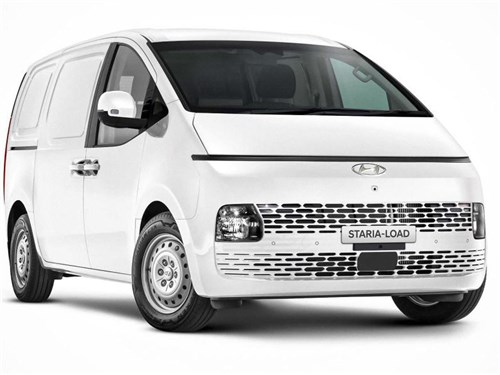 Hyundai Staria превратили в фургон
