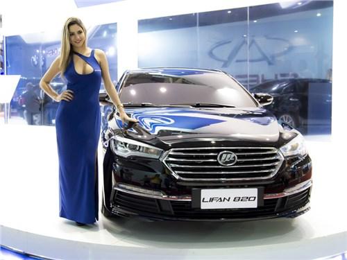Lifan планирует расширить свой модельный ряд в России
