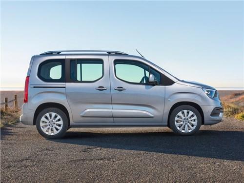В Россию приехал Opel Combo Life