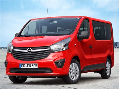 Новость про Opel Vivaro - Opel Vivaro