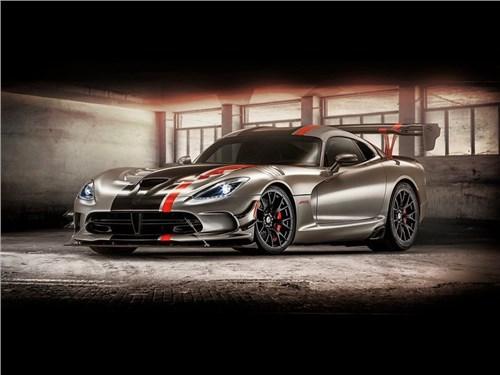 Новость про Dodge Viper - Dodge дает последний шанс приобрести уходящий в небытие Viper