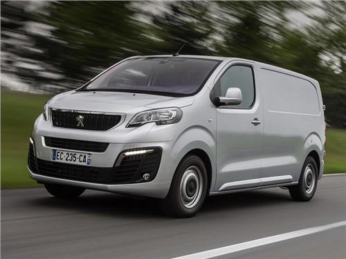 Новость про Peugeot Expert - Peugeot вскоре начнет продажи нового фургона Expert в России
