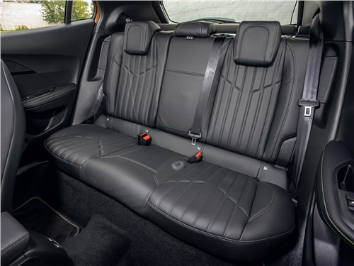 Peugeot 2008 (2020) задний диван